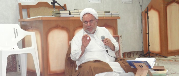 Sheikh Taleb Hussein al-Khazraji