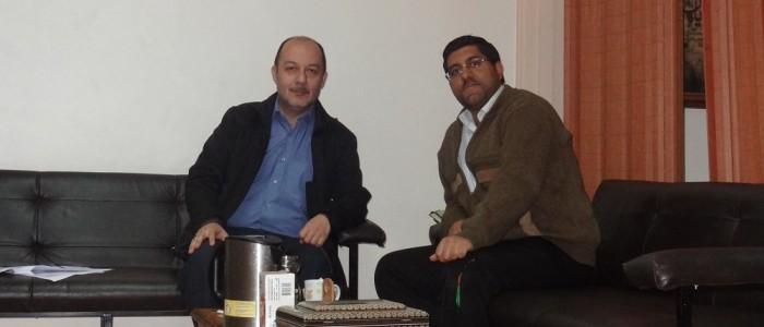 Visita ao Centro Cultural Islamico de Chile (4)