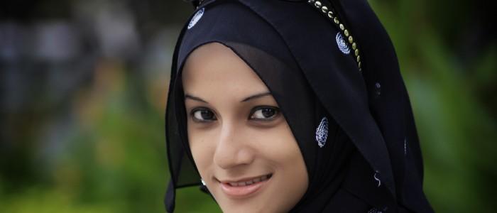 hiyab woman