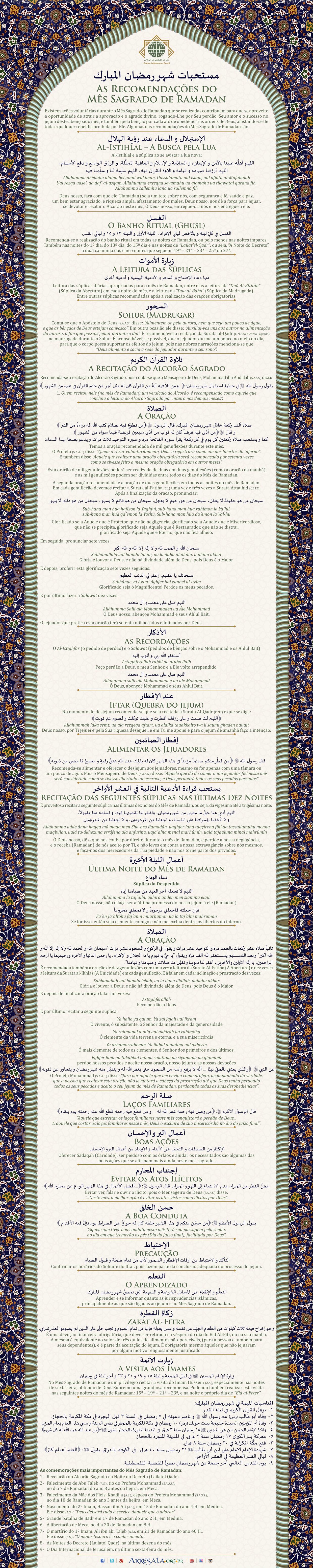 Recomendações do Mês Ramadan_Web